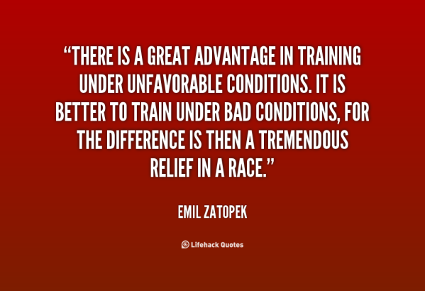 quote-emil-zatopek-there-is-a-great-advantage-in-training-37627